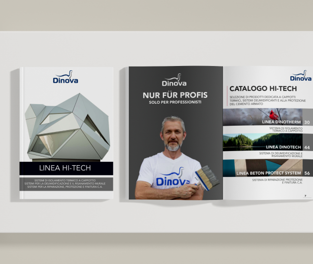 catalogo hi-tech dinova italia 2021